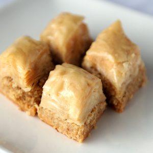 Baklava-Cashews